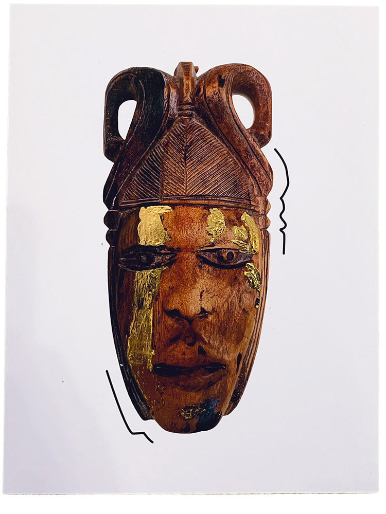 Legacy Mask, limited edition print