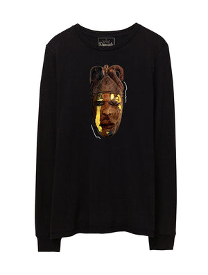 Legacy Mask, long sleeve tee