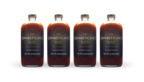 The Sophisticate's Black - Four Pack