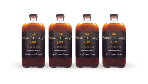 The Sophisticate's Chai - Four Pack