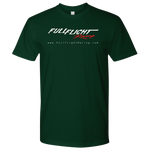 Fullflight Racing Apparel Mens Short Sleeve Tee Shirt - FullFlight Racing  | T-shirt | teelaunch | FullFlight Racing