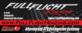 POLARIS-Fullflight Racing Legacy Series Extended ATV A-arms - FullFlight Racing  | FULLFLIGHT RACING STANDARD EXTENDED ATV A-ARMS | FullFlight Racing | FullFlight Racing