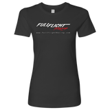 Fullflight Racing Apparel Womens Tee shirt - FullFlight Racing  | T-shirt | teelaunch | FullFlight Racing
