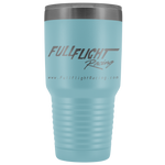 Fullflight Racing 30 Ounce Vacuum Tumbler - FullFlight Racing  | Tumblers | teelaunch | FullFlight Racing