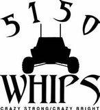 5150 DAY TIME WHIPS - FullFlight Racing  | 5150 DAY TIME WHIPS | 5150 WHIPS | FullFlight Racing