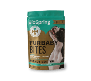 Peanut Butter CBD Pet Treats