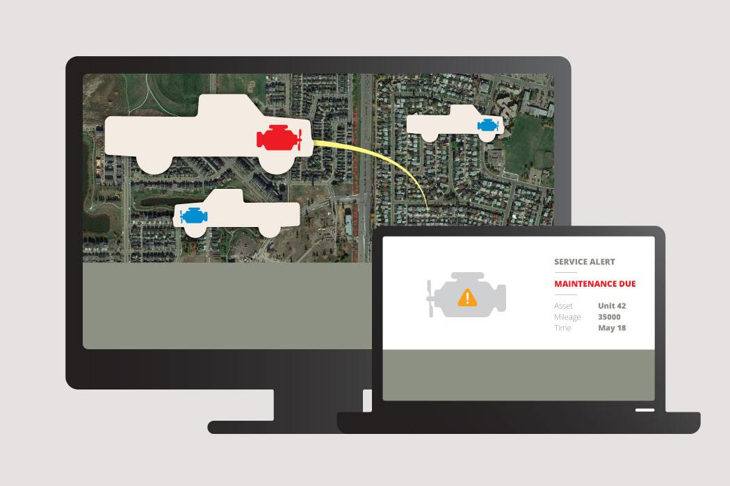 Plug N Track GPS Vehicle Health Tracking and Monitoring