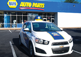 GARWA SALES OA NAPA AUTO PARTS CASE STUDY