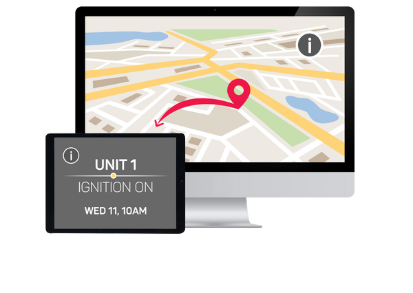 Real Time Alerts GPS Tracking Plug N Track