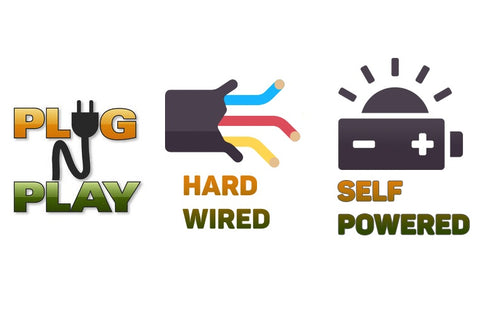 Plug-n-play vs. Hardwired vs. Self-Powered GPS Tracking Devices