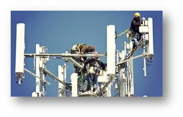 Dismantling CDMA Towers