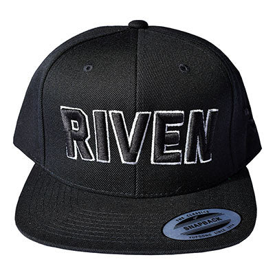 Riven Trucker - Embroidered Logo