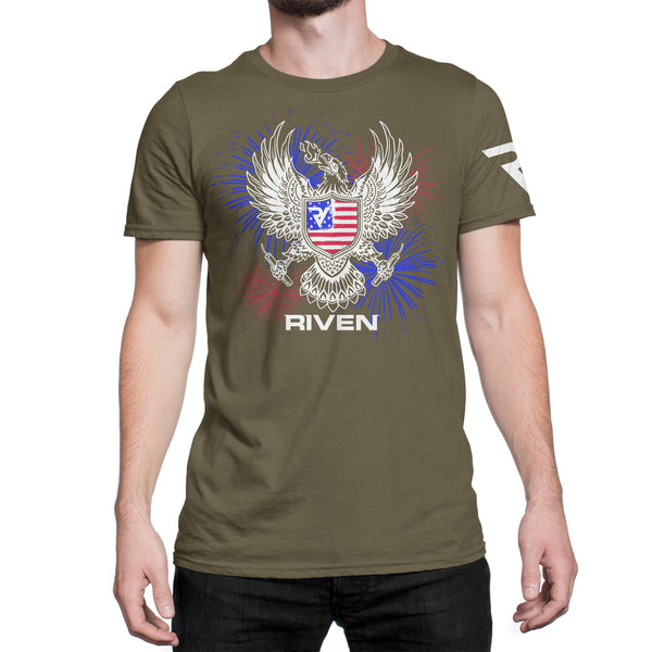 Riven Independence 2017 - Military Green