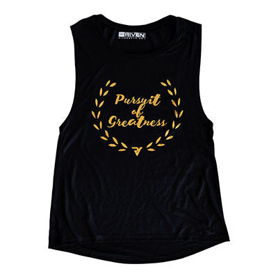 PURSUIT OF GREATNESS TANK