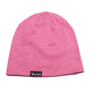 Slouch Beanie with Riven tag