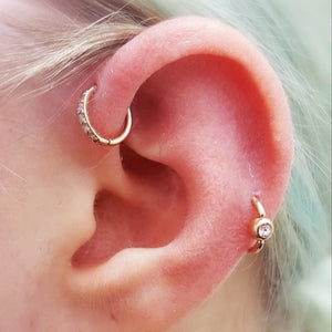 forward helix ring