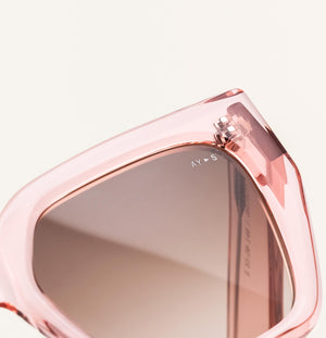 Cannes - Clear pink - James Ay