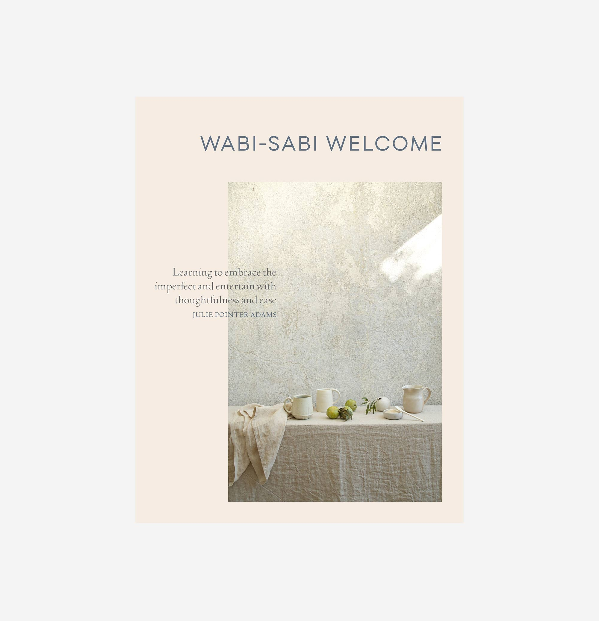 Wabi-sabi welcome - Book - James Ay