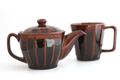 Hasami Porcelain Tea Set