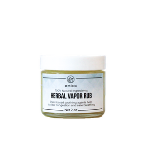 herbal vapor rub