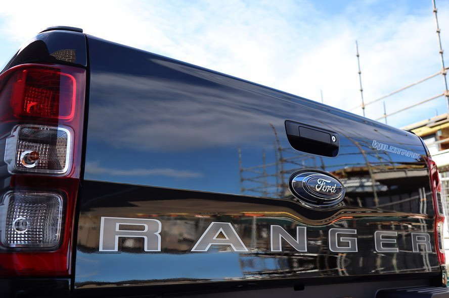 Ford Ranger Ceramic Coating by RL Pro Car Care Sydney