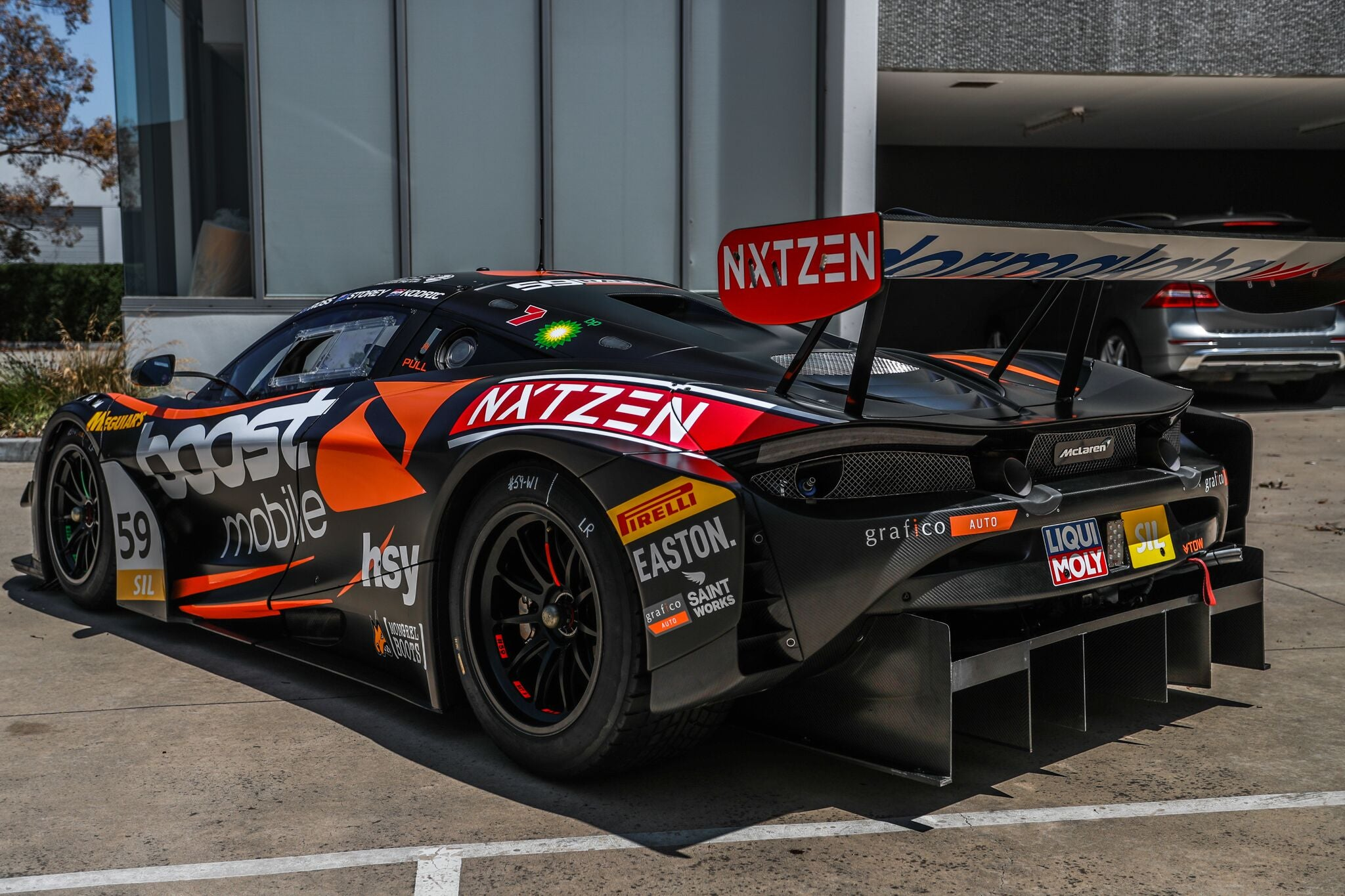 NXTZEN joins 59Racing for Bathurst 12 Hour