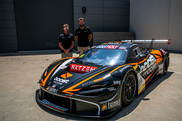 NXTZEN Bathurst 12 Hour Entry