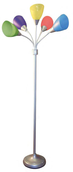 "FLOOR LAMP  66""H  CASE PACK: 4"