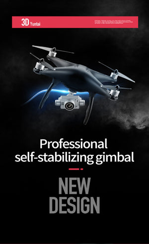 drone accessories Q3 GPS 5G WIFI FPV With 4K Ultra