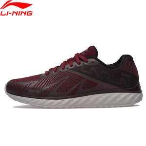 (Clearance)Li-Ning Men LN Cloud IV Flame Running Shoes Comfort LiNing Sport Shoes Light Weight Cushion Sneakers ARHM055 XYP585