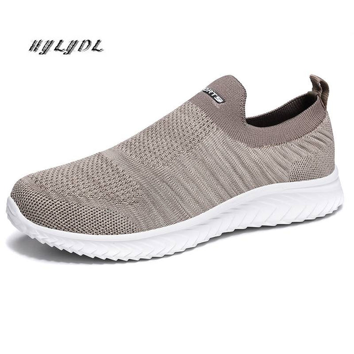 Running Shoes Men Casual Breathable Mesh Light Sneakers Soft Comfortable Outdoor Walking Jogging Loafers Women Couple Zapatos