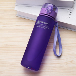 Reusable water bottle  560ML