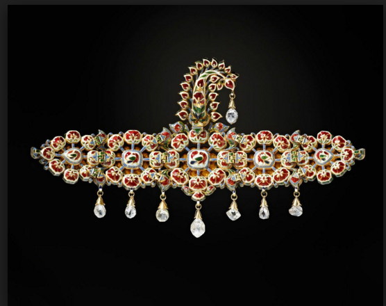 jewellery from Moghul India