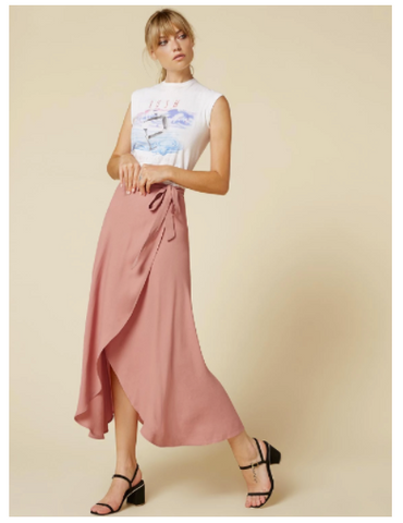 Newman skirt by Reformation