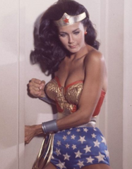 wonder woman looked spectacular in blue pants, so no need to be sad here