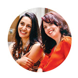 british designers jo-anne owdud & parul tolentino from OAK Jewellery