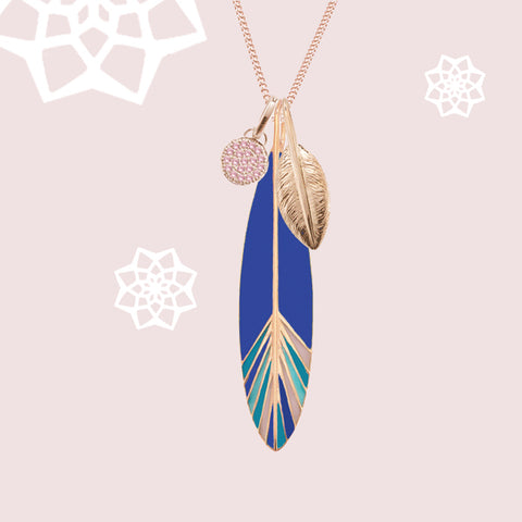 Shop online for interchangeable pendants that symbolise Joy, Laughter & Sparkle by OAK jewellery