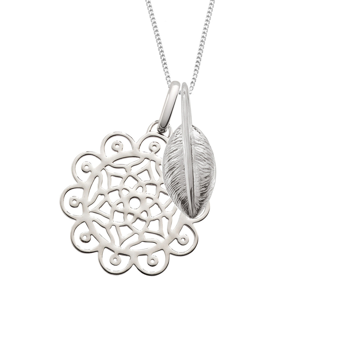 Designer jewellery necklace talisman by OAK