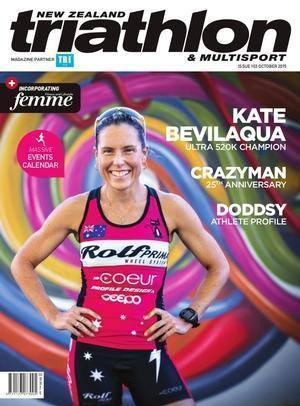 Meet Ultraman Triathlon Competitor Kate Bevilaqua