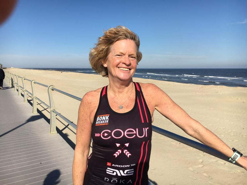 A Force for Good In Women's Triathlon