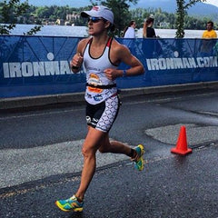 Professional Female Triathlete