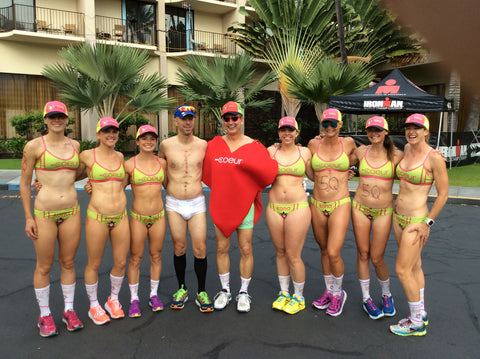 Coeur Underpants Run