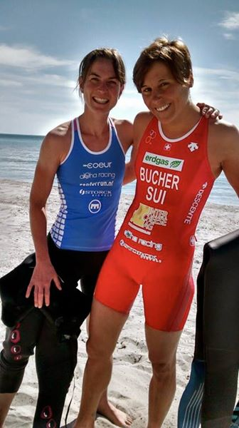 Professional Triathlete and Friend