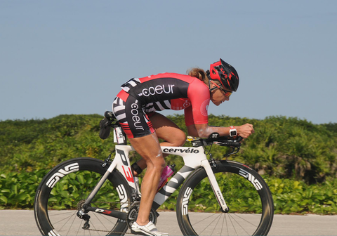 Kona Qualifier Michelle Simmons