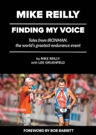 Finding my voice by Mike Reilly