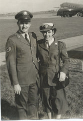 Air Force Couple
