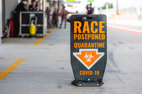 Race Cancelled