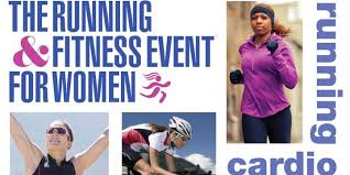 Women's Fitness Event Poster