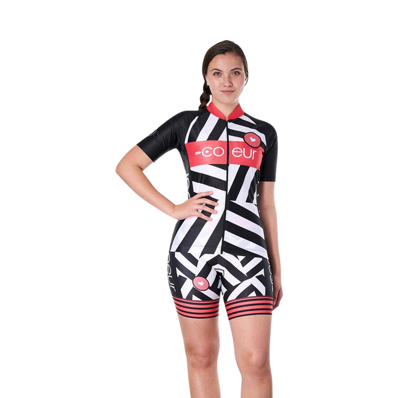 Coeur Cycling Jersey Women's Cycling Jersey in Courage 2018