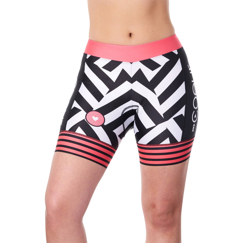 Women's Padded Cycling Shorts